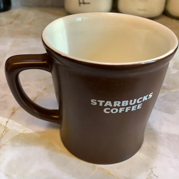 Starbucks 2008 Brown Coffee Mug